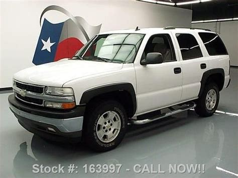 find used 2006 chevy tahoe 6 passenger side steps 17