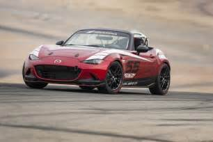 mazda mx 5 global cup race car la auto show news and
