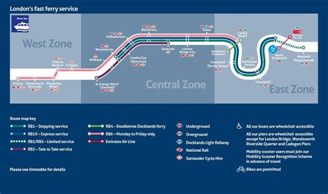 thames river bus map faire une croisi 232 re thames clippers avec une oystercard