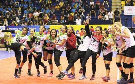 pemain timnas voli putri indonesia daftar pemain putra dan putri pelatnas bola voli sea games
