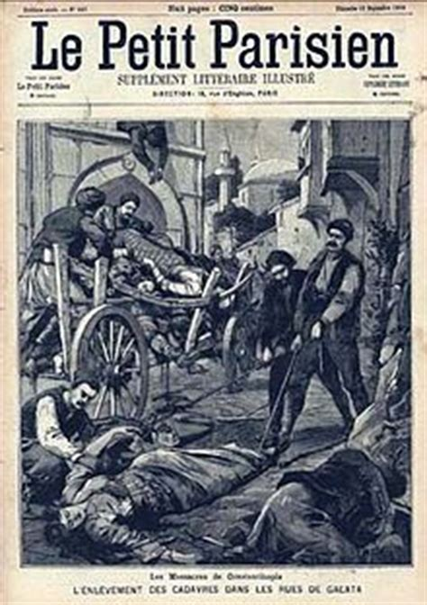 ottoman massacres press coverage during the armenian genocide