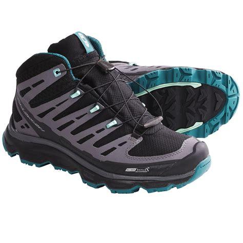 salomon hiking shoes s salomon synapse mid cs hiking boots for 6579r