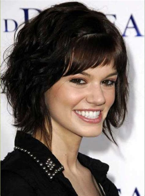 hairstyles for dark hair oval face 10 super short curly hairstyles for oval faces short