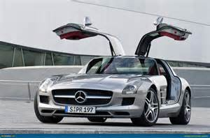 Mercedes Sls Amg Gullwing Ausmotive 187 2010 Mercedes Sls Amg Photo Gallery