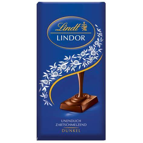 tafel schokolade gramm lindt lindor dunkel schokolade 100g 12 tafeln schokolade