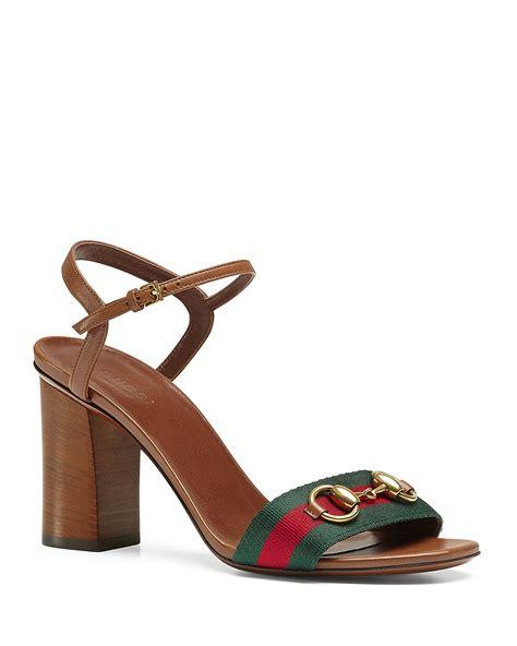 1668 5 A Highheels Gucci gucci sandals liliana high heel horsebit bloomingdale s
