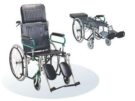 Kursi Yang Bisa Jadi Kasur kursi roda gm fs902gcm bisa untuk tiduran reclining elevating leg toko medis jual