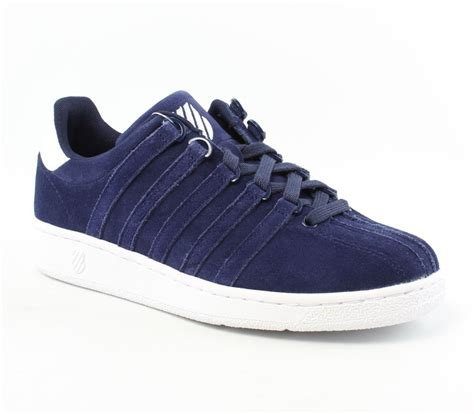 k swiss classic shoes k swiss classic vn sde sneakers mens shoes m new 75 ebay