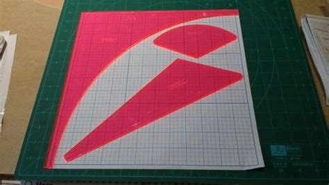 Custom Made Acrylic Quilt Templates To Match Your Copy Of The Fandango Quilt By Tula Pink See Custom Acrylic Quilt Templates