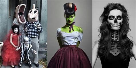 ideas de disfraces para halloween disfraz halloween 191 qu 233 te pondr 225 s para asustar a todos