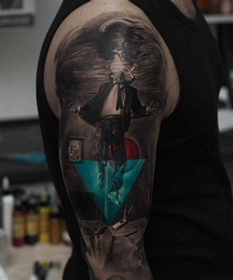 shoulder cover up tattoos for men 3d shoulder best ideas gallery