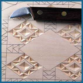 chip carving patterns projects  plans