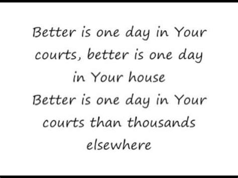 lyrics day is better is one day lyrics