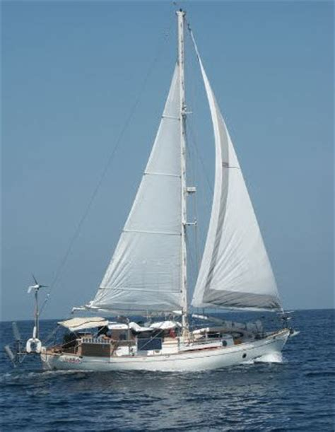 offshore boats under 40k traveler at sea affordable blue water sailboats in mexico