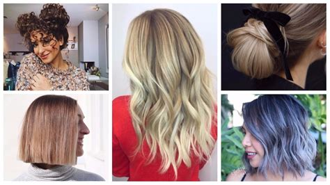 everyday hairstyles instagram hairstyles 2018 new haircuts and hair colors just