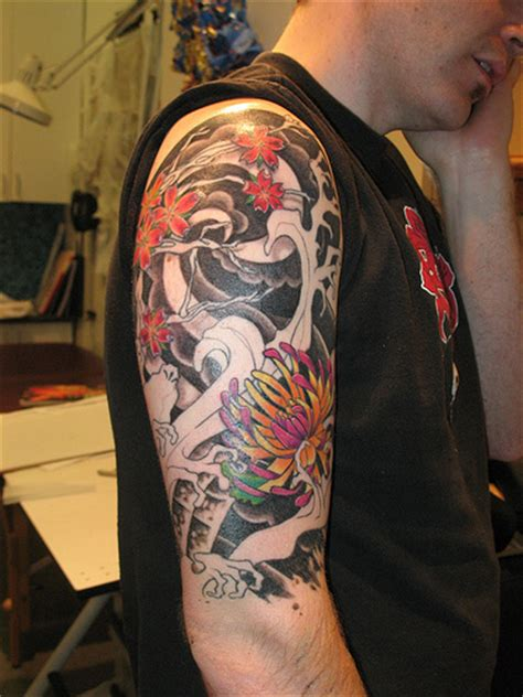 mens half sleeve tribal tattoos half sleeve designs for should be the