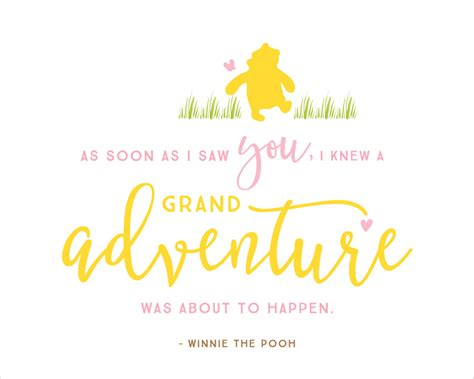printable baby quotes winnie the pooh baby shower printables quotes pink