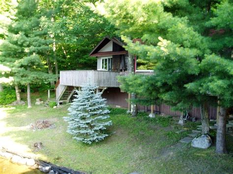 Cottage 207 For Rent On Healey Lake Near Mactier Bala Bala Cottages For Rent