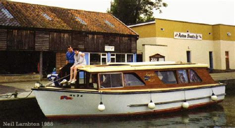 1980s photo gallery page 3 - Boat Sales Yard Beccles