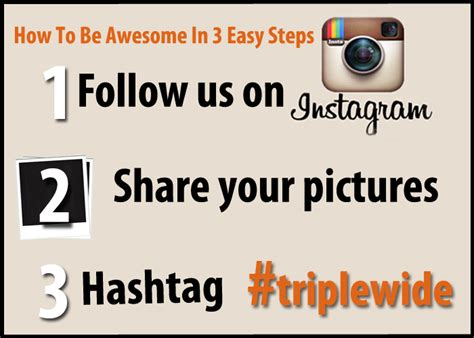 instagram might let you follow hashtags not just yolo how to be awesome in 3 easy steps hint instagram triplewide media
