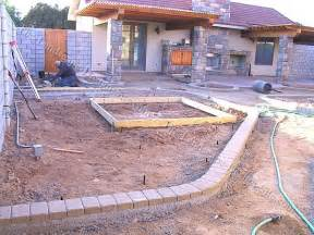 Paver Patio Edging Options Paver Patio Edging Ideas