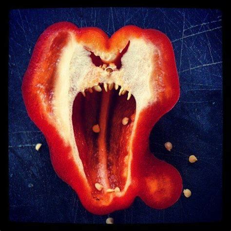 funny hot pepper memes why you should always eat peppers after cutting them