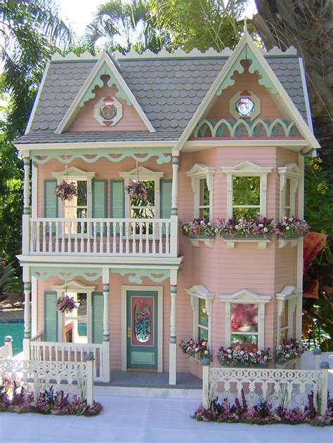 doll house paint best 9 paint schemes for victorian dollhouse images on pinterest other