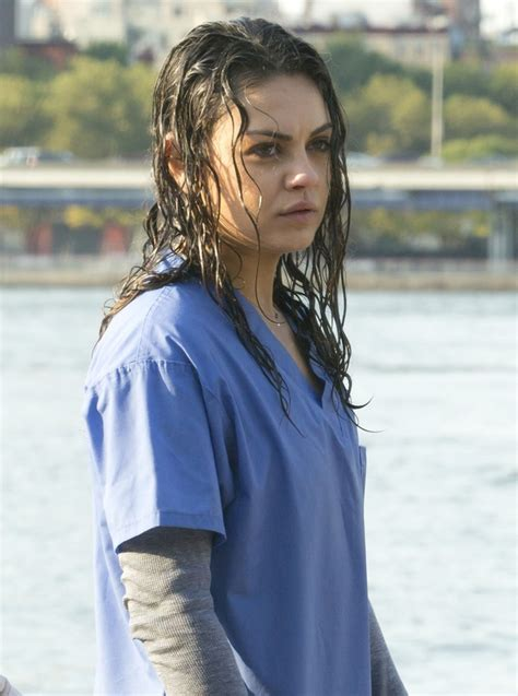 Mila Set mila kunis picture 99 on the set of the angriest in