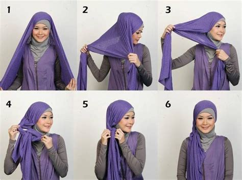 simple hijab pattern 43 best hijab scarf how to images on pinterest hijab
