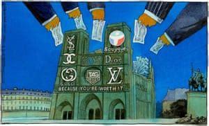 steve bell  donations  restoring notre dame cathedral