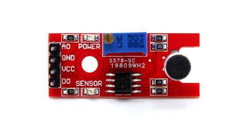 Arduino Sound Detection Module 2 45 arduino compatible microphone sound detection sensor shield module digital output