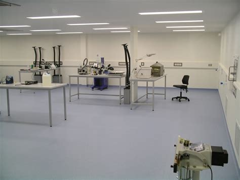 Clean Room Builders by Research Development Clean Room Build And Fitout