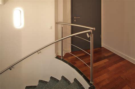 Treppengeländer Handlauf by Treppengel 228 Nder Und Handlauf Aus Edelstahl
