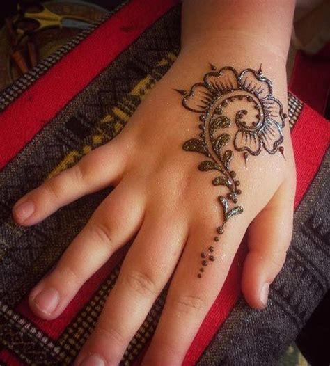 kids henna tattoo top 25 best henna designs for ideas on