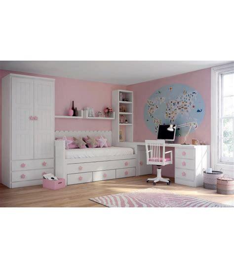 decoracion dormitorio juvenil blanco comprar dormitorio juvenil blanco y rosa tienda muebles