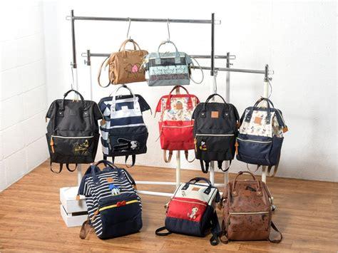 Store Branded Tas Wanita Anello A1221 New Backpack 2in 1 134 koleksi terbaru anello disney backpack dari jepang airfrov