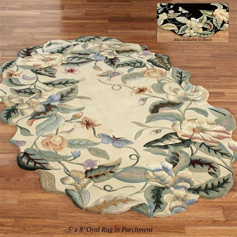 magnolia rug magnolia butterfly sculpted oval rugs