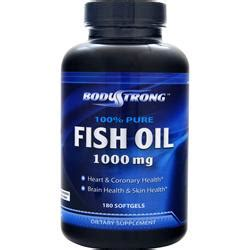 Goodfit Fish Collagen 1000mg bodystrong 100 fish 1000mg on sale at allstarhealth