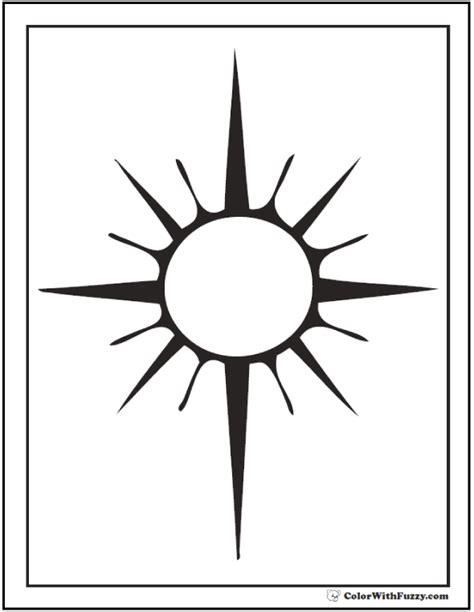 sun coloring page pdf number names worksheets 187 printable pictures of the sun