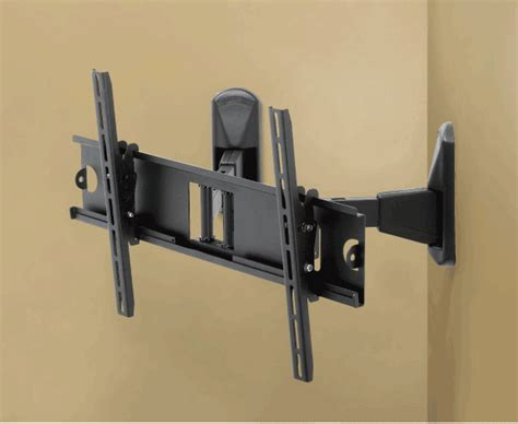stupefying corner tv wall mount bracket decorating ideas installing corner wall mount for lcd tv the homy design