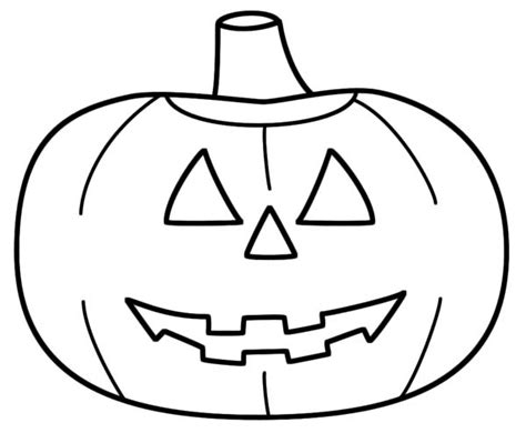 coloring pages for jack o lanterns jack o lantern coloring festival collections
