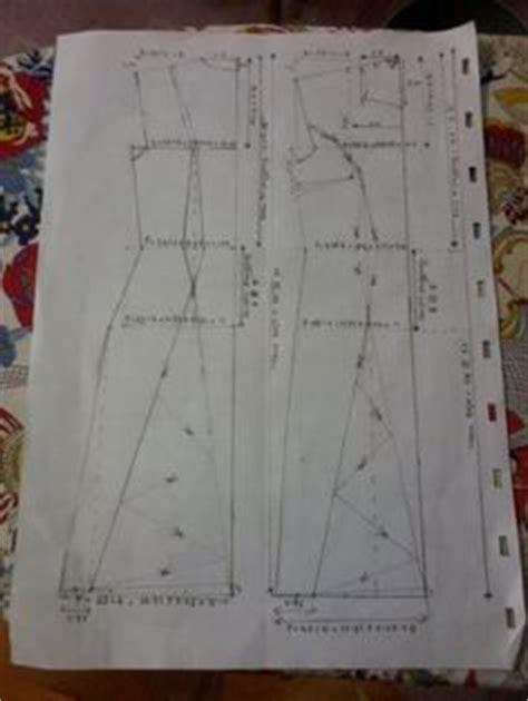 tutorial menggambar baju aturgaya blogspot com mari belajar buat pola jahitan
