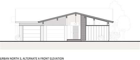 eichler house plans the eichler influence