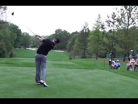 hunter mahan driver swing hunter mahan golf swing golf videos from around the
