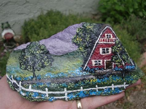 painted rock houses 17 best images about mushroom fairy houses painted rocks