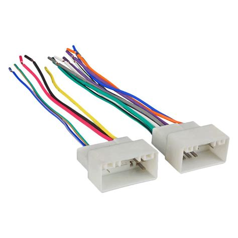 Metra 174 70 7304 Wiring Harness With Oem Plugs