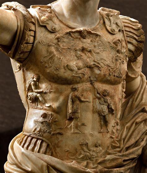 augusto di prima porta statue of august from prima porta up rome