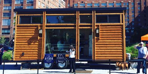 tiny houses atlanta atlanta welcomes tiny houses in a small way 90 1 fm wabe