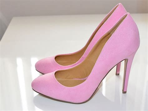 pink high heels shoes pink high heel wedges boot hto