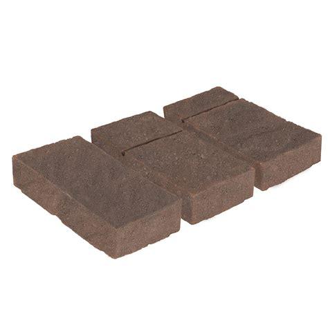 valestone hardscapes domino 6 in x 12 in blend